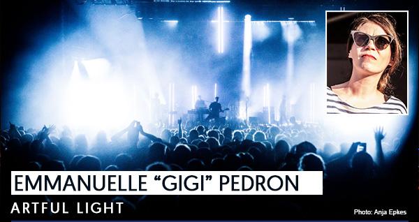 """Emmanuelle """"Gigi"""" Pedron: Artful Light"""