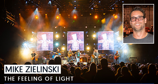 Mike Zielinski: The Feeling of Light