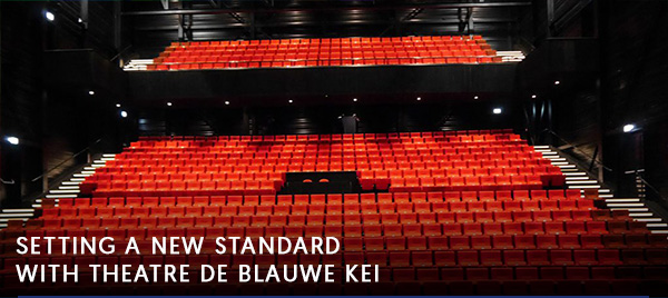 Setting A New Standard With Theater De Blauwe Kei