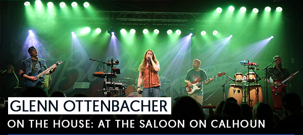Glenn Ottenbacher On The House: At The Saloon on Calhoun
